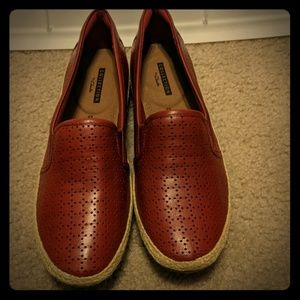 Clarks Danelly Molly Red